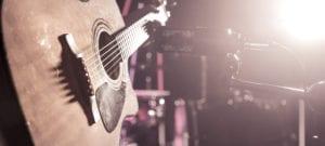 Acoustic guitar live show in utah